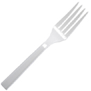 WHITE PLASTIC FORKS (DISPOSABLE)