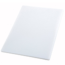 CUTTING BOARD, WHITE, POLYETHYLENE - 6
